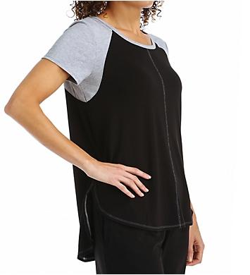 Anne Klein Chic Short Sleeve Top