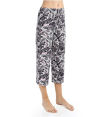 Anne Klein Full Bloom Cropped Pant