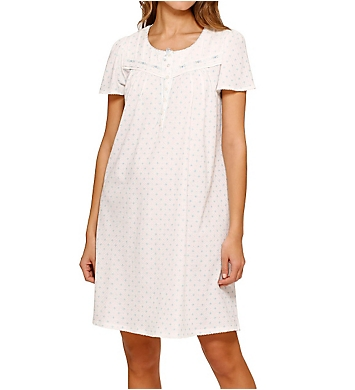 Aria Soft Glow Short Sleeve Nightgown