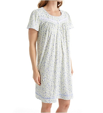 Aria Daydream Short Sleeve Short Nightgown