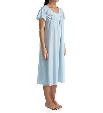 Aria Cotton Jersey Short Sleeve Ballet Nightgown