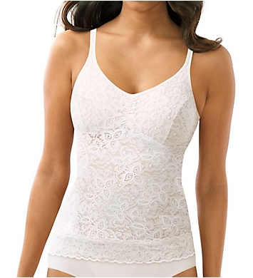 Bali Lace N' Smooth Camisole Top