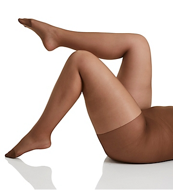 Berkshire Plus Size Silky Sheer Control Pantyhose