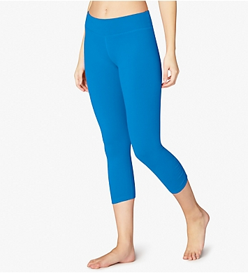 Beyond Yoga Supplex Back Gathered Capri Legging