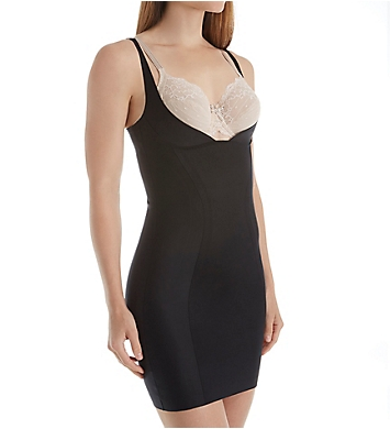 Body Hush Glamour Matte and Shine Torsette Slenderizing Slip