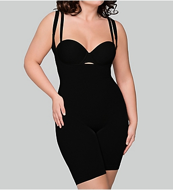 Body Wrap The Smooth Catwalk Plus Size Long Leg Bodysuit