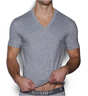 C-in2 Core Basic 100% Cotton V-Neck T-Shirt