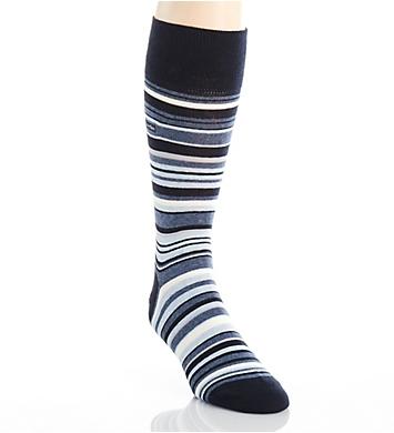 Calvin Klein Barcode Multi Stripe Sock