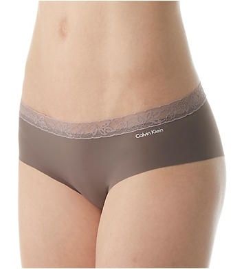 Calvin Klein Invisibles with Lace Hipster Panty