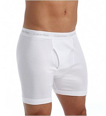 Calvin Klein Tall Man 100% Cotton Boxer Brief - 2 Pack