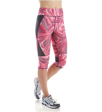 Calvin Klein Performance Printed High Waist Over The Knee Tight