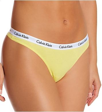 Calvin Klein Carousel Thong - 3 Pack