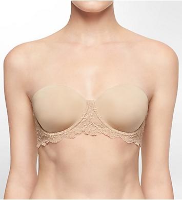 Calvin Klein Seductive Comfort Customized Strapless Push-Up Bra