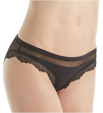 Calvin Klein Perfectly Fit Mesh Bikini Panty with Lace