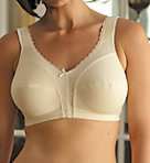 Full Figure Cotton Lined Soft Cup Bra