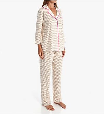 Carole Hochman Decor Long Pant Pajama Set