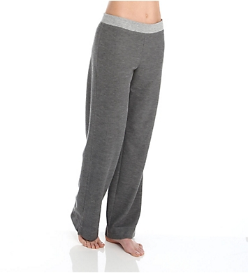Carole Hochman Lounge Double Faced Jersey Long Pant