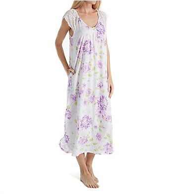 Carole Hochman Glory Floral Long Gown