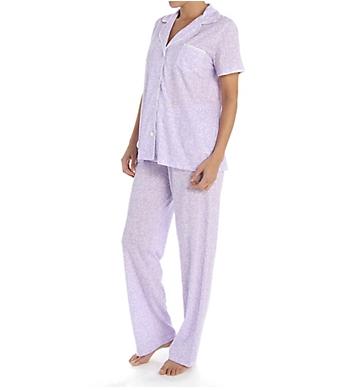 Carole Hochman Garden Long Pant Pajama Set