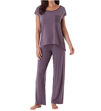 Carole Hochman Midnight Midnight Pajama Set