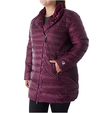Champion Duofold Warm CTRL Plus Size Synthetic Down Coat