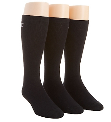 Champion Double Dry High Performance Crew Sock - 3 Pack