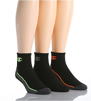 Champion Men's Ankle Training Socks - 3 Pack