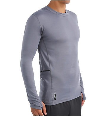 Champion Varitherm Brushed Back Performance Crew