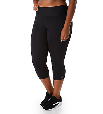Champion Absolute Plus Size Capri with SmoothTec Band