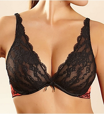 Chantelle Satine V-Shaped Underwire Bra
