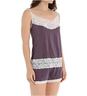 cheekfrills Basic Camisole & Bedshort Sleep Set