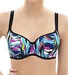 Avril Padded Balconnet Swim Top
