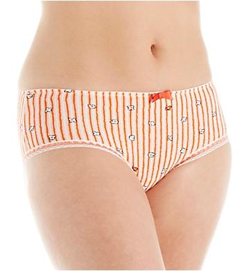 Cosabella Paul & Joe Charlotte Print Low Rise Hotpant Panty