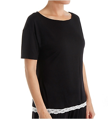 Cosabella Majestic Short Sleeve Top
