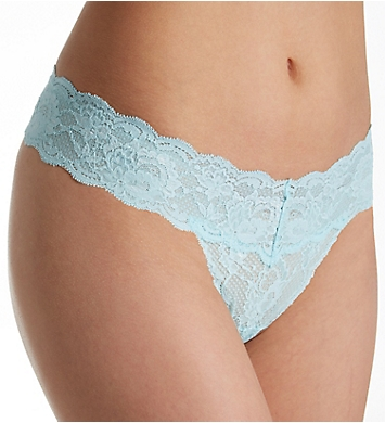 Cosabella Never Say Never Bootie Lace Thong