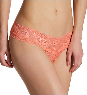 Cosabella Never Say Never Cutie Low-Rider Lace Thong