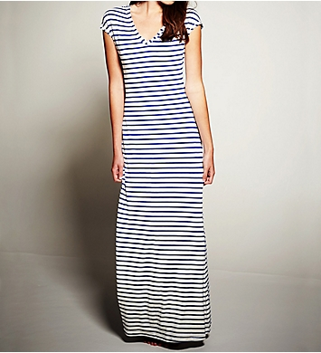 Cosabella CSBLA Rimini Stripe Maxi Dress