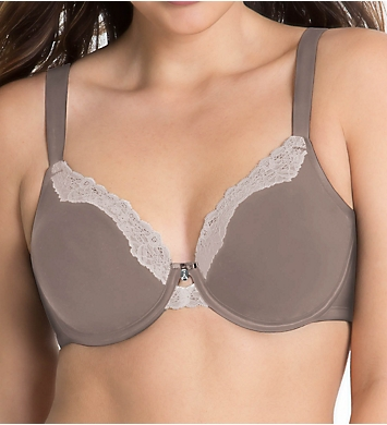 Curvy Couture Cotton Luxe Unlined Underwire T-shirt Bra