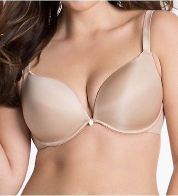 Curvy Couture Essentials Sexy Plunge Underwire Bra