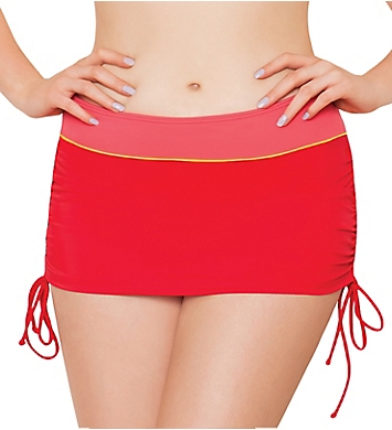 Curvy Kate Bon Voyage Skirted Swim Bottom