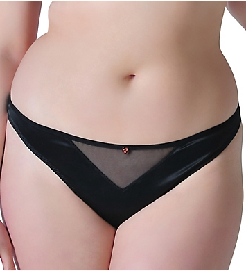 Curvy Kate Scantilly Peek-A-Boo Thong