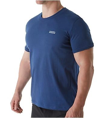 Diesel Jake Cotton Stretch Crew Neck Shirt