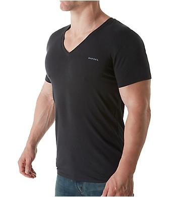 Diesel Essentials Umtee Jesse Deep V T-Shirt