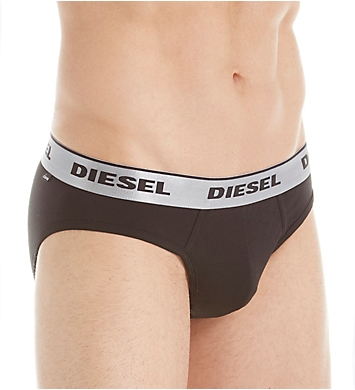Diesel Andry Two-Tone Cotton Stretch Brief