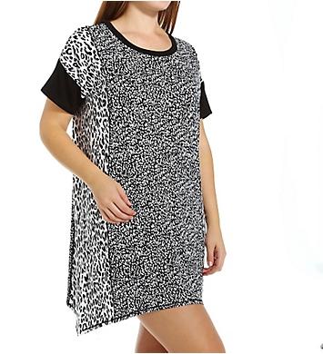 DKNY Wave Short Sleeve Sleepshirt