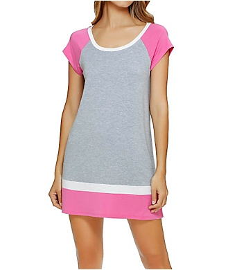 DKNY Heart to Please Short Sleeve Sleepshirt