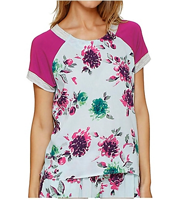 DKNY Spring Forward Short Sleeve Tee