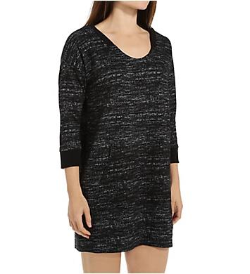 DKNY Wave 3/4 Sleeve Sleepshirt