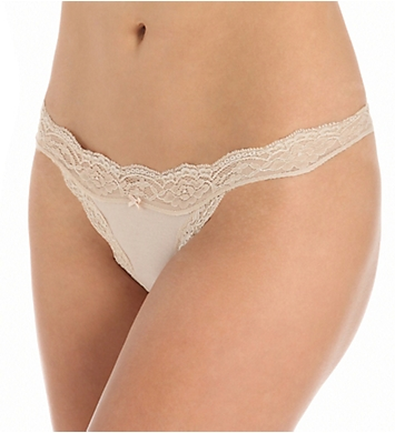 DKNY Downtown Cotton G-String Panty