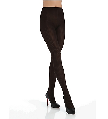 DKNY Hosiery Metallic Contouring Line Tights